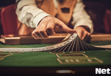Casino Cards Dealer Table Games