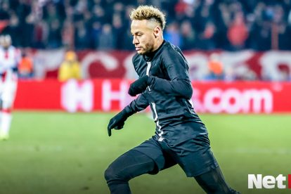 Neymar PSG Transfer La Liga Ligue 1