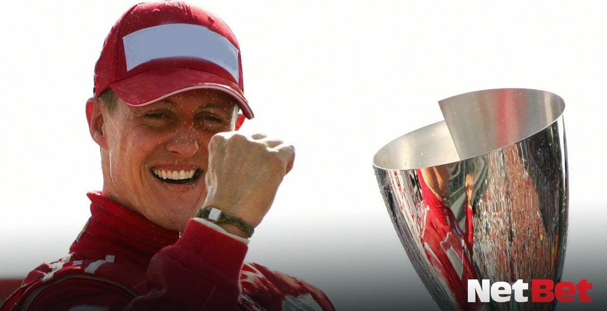 Formula One Um Grand Prix Grande Premio Michael Schumacher