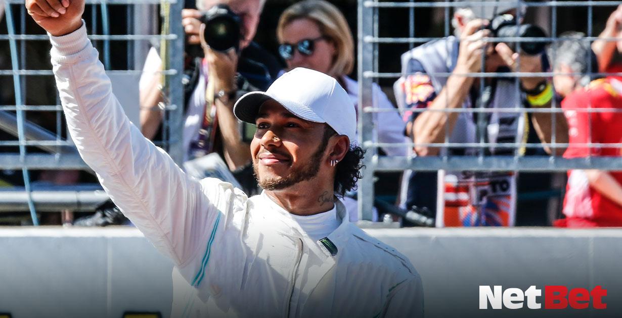 Formula One Um Grand Prix Grande Premio Lewis Hamilton