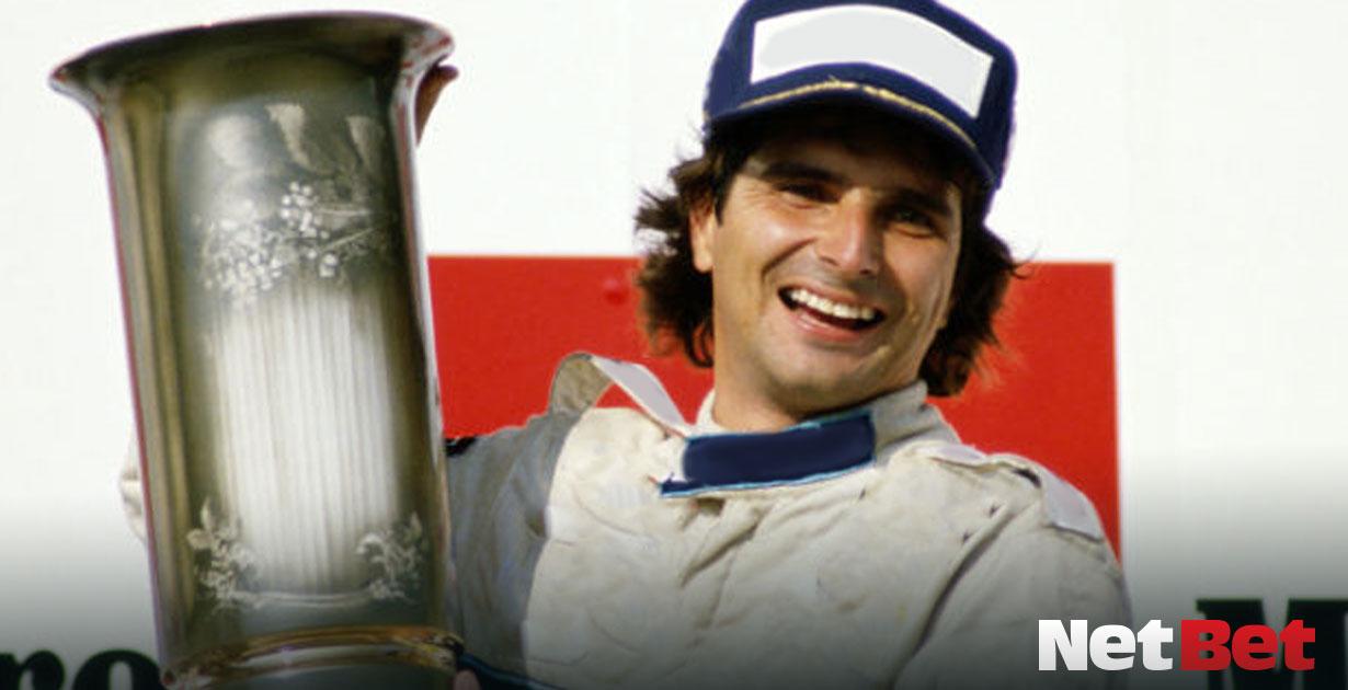 Formula One Um Grand Prix Grande Premio Nelson Piquet