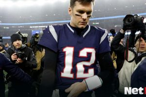 NFL Patriots Tom Brady Quarterback