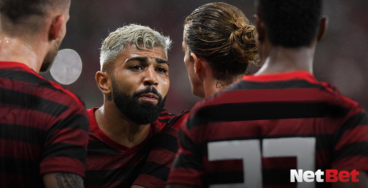 Apostas Esportivas Online Futebol Taça Guanabara Campeonato Carioca Flamengo Gabigol Filipe Luis