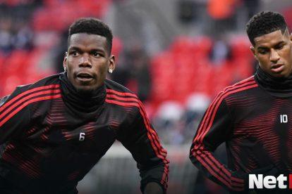 Apostas Esportivas Online Futebol FA Cup quartas de final Manchester Man United Utd Pogba Rashford