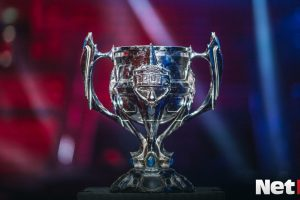 Final CBLoL 2020 Segundo Split 2 Trofeu