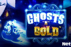 Ghost n gold caca-niqueis halloween