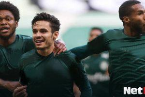 Palmeiras Veiga Libertadores