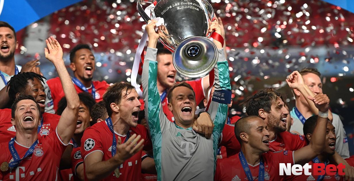 Uefa Champions League Liga dos Campeoes Bayern de Munique