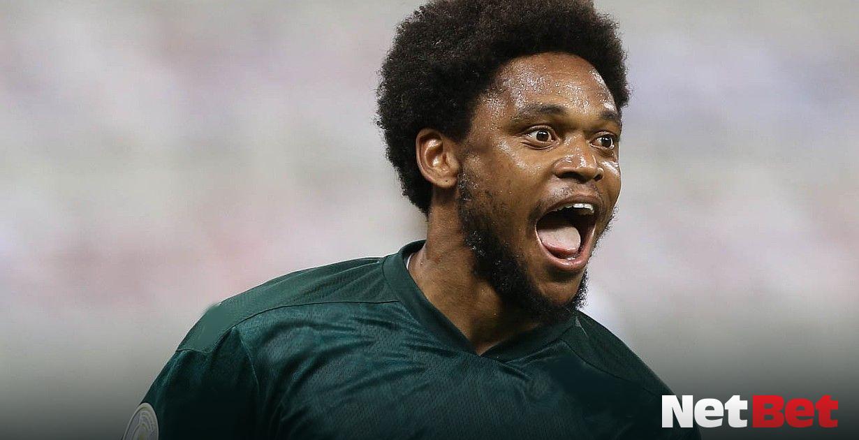 Final Copado Brasil Palmeiras Luiz Adriano