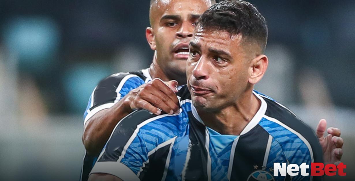 gremio diego souza final copa do brasil 2020