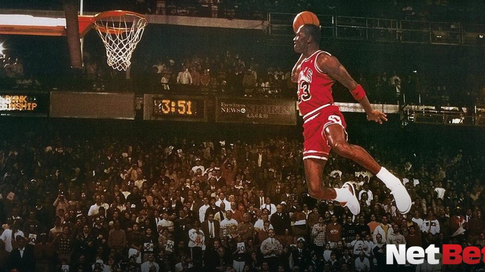 Chicago Bulls 23 Michael Jordan