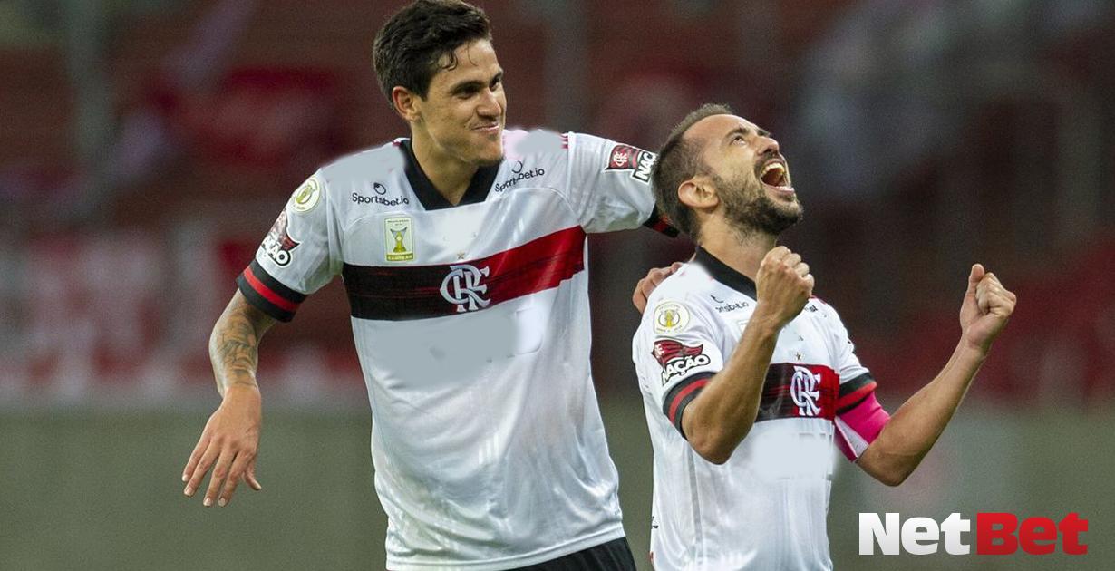 Flamengo Pedro Everton Ribeiro