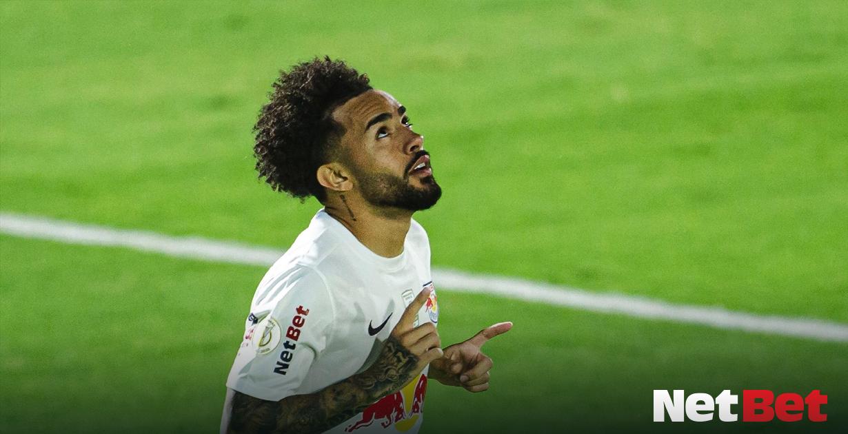 Claudinho Red Bull Bragantino