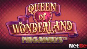 Queen of Wonderland Megaways