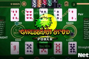 história do Pôquer Caribenho