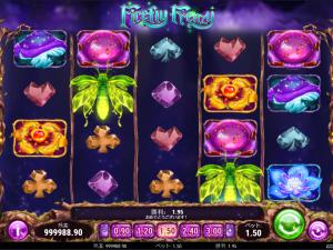 Firefly-Frenzy スロット